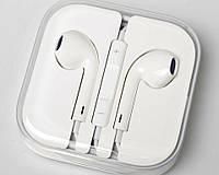 Наушники для Apple iPhone Earpods белые