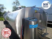Охладитель молока Б/ У PACKO 5000 закрытого типа (ванна) объемом 5000 литров