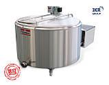 Охладитель молока новый Frigomilk G4 объемом 500 литров, фото 5