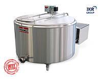 Охладитель молока новый Frigomilk G4 объемом 500 литров, фото 1