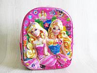 Школьный рюкзак 3d Барби
