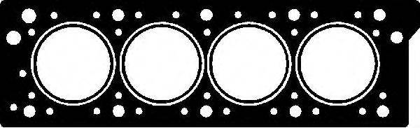 Прокладка головки блока Peugeot 309 1.61.9, Citroen Xsara 1.8 93-00 XU9S, XU5J , фото 2
