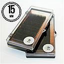 Вії I-Beauty D-0.10 довжина(15 мм), фото 2