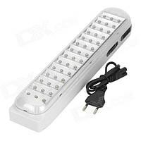 Аккумуляторный фонарь LED 42 светодиода, фото 1