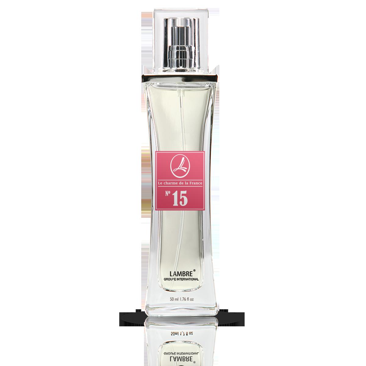 Парфюмерная вода Lаmbre №15 Rush 50 ml