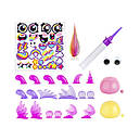 Набор для создания игрушек OONIES - ФЭНТЕЗИ (2 заготовки, трубочка для надувания, 23 детали), фото 2