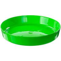 Подставка для горшка Lamela Магнолия 250 светло-зеленая N10919471
