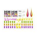 Набор для создания игрушек OONIES - РАЙСКИЕ ПТИЧКИ (36 заготовок, 29 деталей), фото 2