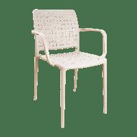Кресло Papatya Fame-K бежевый