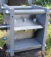Одновальный блок измельчитель веток ДС-50 Drovosek диаметр ветки до 50 мм /одновальний блок подрібнювач гілок