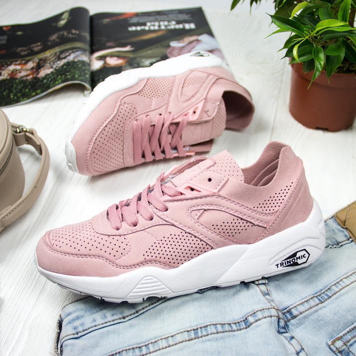 Женские кроссовки в стиле Puma Trinomic