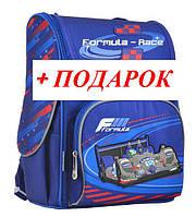 Рюкзак каркасный 1 Вересня H-11 Formula-race для мальчика 555142