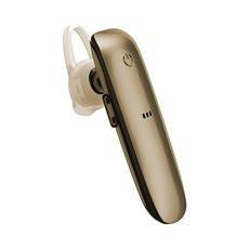 Bluetooth гарнитура Celebrat A3 Gold