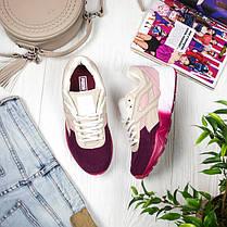 Женские кроссовки в стиле Puma Trinomic Sakura , фото 2