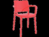 Кресло Papatya Joy-K красный, фото 1