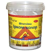 Шпаклевка Ирком-Колор красное дерево 0.7 кг N50207038