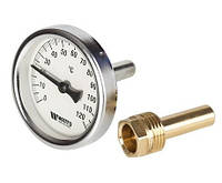 Термометр биметаллический для коптильни (код-ТЕР63)