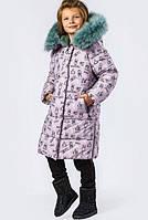X-Woyz. Зима 2018-2019. Зимова куртка для дівчинки DT-8260 e8c5d27a6d9c0