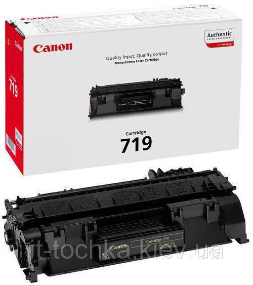 Тонер картридж canon 719 black (3479b002) - it-точка - магазин удобных покупок для дома и работы в Киеве