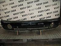 Бампер передний черный Land Rover Range Rover 2002-2005 Б/У