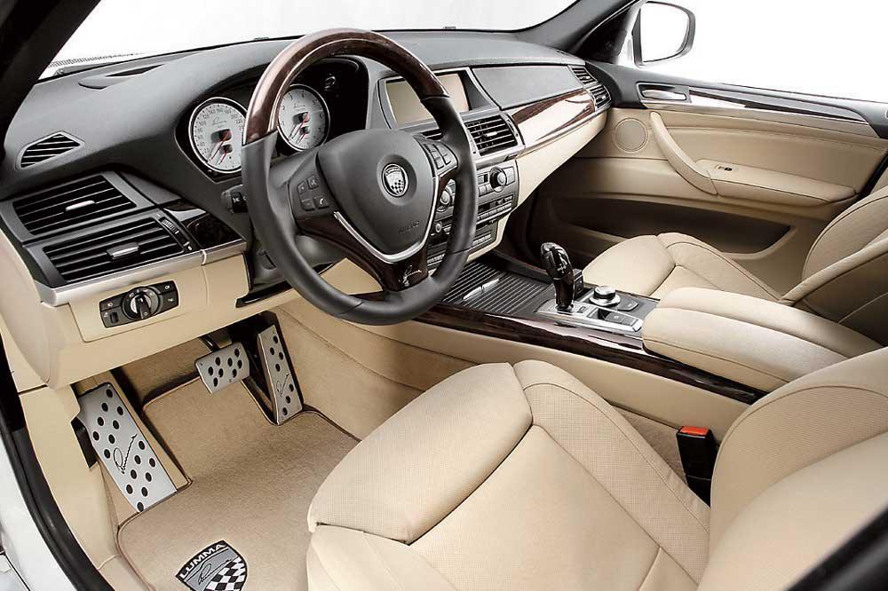 Краска для Кожаного Салона BMW X5 2016 Светлый Беж