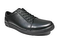 Кроссовки кожаные больших размеров К-15