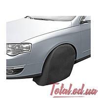 Защитные чехлы на колеса при аэрозольной обработке автомобилей Lackierer