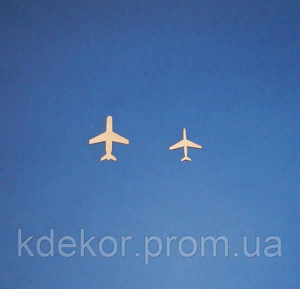 Літачок (Літак) №1 заготівля для декупажу та декору
