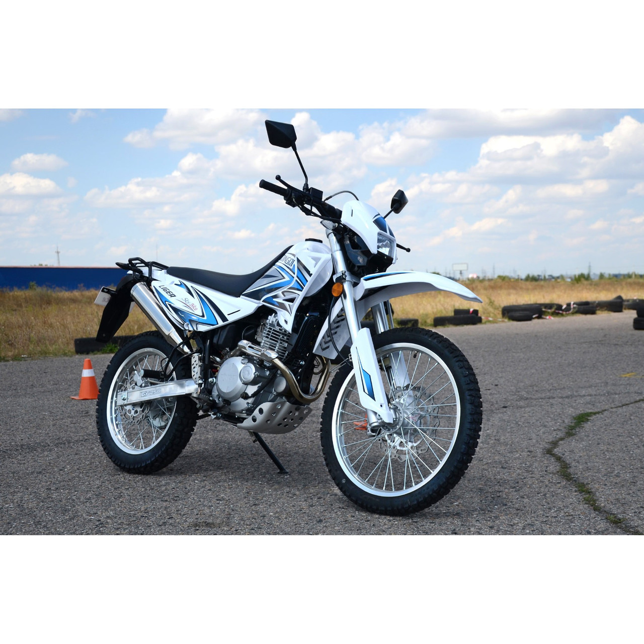 Мотоцикл LIGER-250