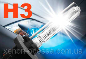 Лампа ксенон H3 6000K 35W
