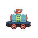 Игровой набор с железной дорогой - БАТТАТОЭКСПРЕСС (свет,звук,водяной пар,4 вагончика, диаметр 91см), фото 7