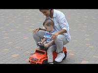Детский толокар электромобиль Мерседес Mercedes, 2 в 1, Bambi M 3853EL-3, свет, звук MP3, USB. Разные цвета.