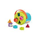 Игровой набор - СОРТЕР-ПИРАМИДКА: ДВА В ОДНОМ (19 предметов), фото 3