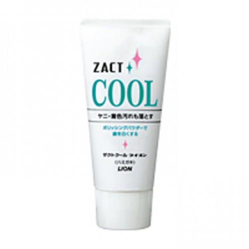 Зубная паста Lion Zact Cool с освежающим и отбеливающим эффектом для курящих 130 г (76668)