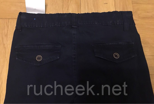 Джинсовые брюки мальчик школа