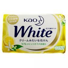 """Увлажняющее крем-мыло для тела на основе кокосового молока КAO """"White"""" с ароматом цитрусовых,"""