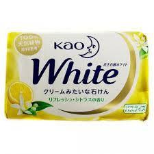 """Увлажняющее крем-мыло для тела на основе кокосового молока КAO """"White"""" с ароматом цитрусовых,, фото 2"""