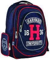 """555288 Рюкзак ортопедический 1 Вересня S-24 """"Harvard"""""""
