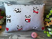 Подушка красные панды, 38 см * 30 см