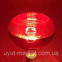 Лампа инфракрасная 250Вт LM3011 на половину красная