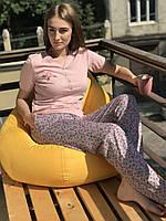 Женская пижама для сна и для дома с вышивкой