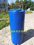 Емкость 500 литров узкая (вертикальная).., фото 4