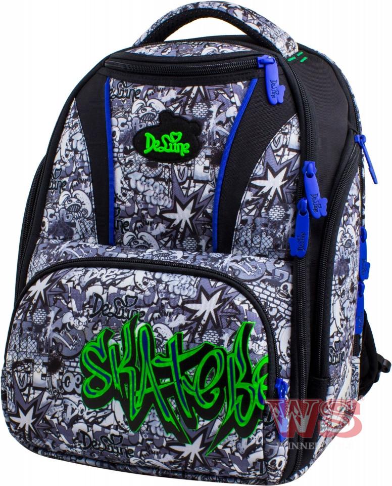 25b0da542d54 Школьный ортопедический рюкзак DeLune для мальчиков: продажа, цена в ...