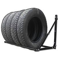 Полка (глуб 600) для хранения сменных колес настенная раздвижная