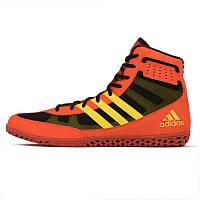 Боксерки adidas оранжевые
