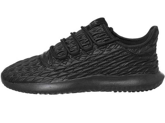 Женские кроссовки Adidas tubular black, фото 2