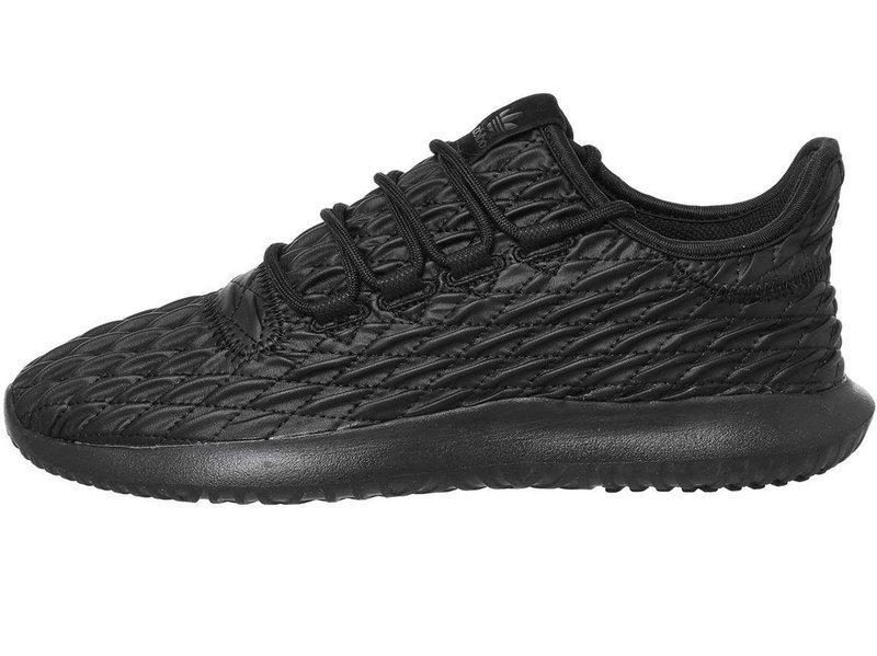 Женские кроссовки Adidas tubular black