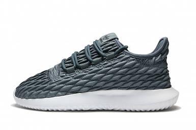 Женские кроссовки Adidas tubular white-black