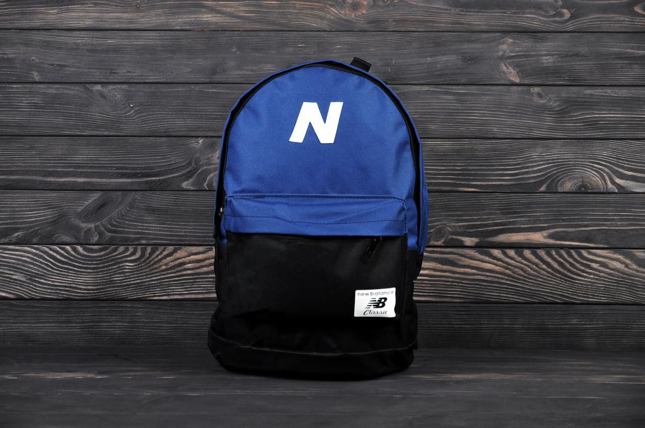 Рюкзак Classic-сине-черный