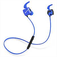 Беспроводные наушники Bluedio TE Sport Blue